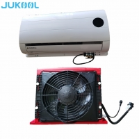 Buy cheap R134a Noiseless 950W Truck Parking Air Conditioner product