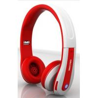 Buy cheap Red / Pink / Yellow Waterproof Retractable Wireless Stereo Bluetooth Headset 20Hz-20KHz from wholesalers