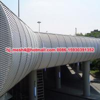 Buy cheap expanded aluminium cladding system from wholesalers