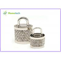 Buy cheap 16GB Crystal Heart USB Flash Drive product