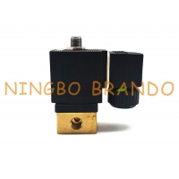 Buy cheap 6014 Type G1/8'' 3/2 Way Normally Closed Direct Acting Plunger Brass Solenoid Valve from wholesalers