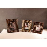 Buy cheap Plywood Frame Customized Picture Frames 3.5 * 5 cm for Christmas Decor from wholesalers