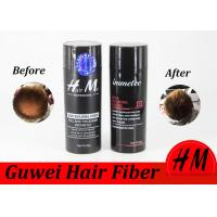 Buy cheap Guwei Hm 28g Full Hair Thicker Anti Hair Loss Spray Hair Building Fibers Refillable from wholesalers