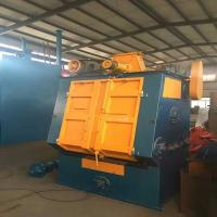 Buy cheap Tumble Belt Shot Blasting Machine For Small Castings And Structural Parts from wholesalers
