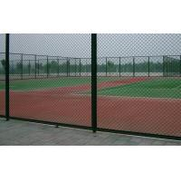 Buy cheap ASTM F668 PVC Coated Chain Link Fence With 6 Ga Wire Extruded And Bond from wholesalers