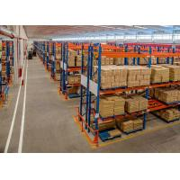 Buy cheap Manufacture Customized Steel Materials Heavy Duty Warehouse Storage Pallet Rack from wholesalers