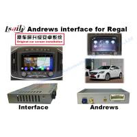 Buy cheap Android GPS Video Interface Car Multimedia Navigation System for Buick Regal from wholesalers