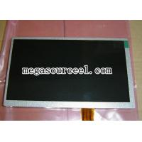 Buy cheap LCD Panel Types A070FW03 V9 AUO 7.0 inch 480*234 from wholesalers
