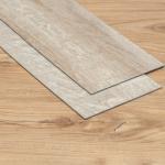 Buy cheap Anti Slip LVT Wood Plank , Luxury Vinyl Sheet Flooring 3D Printed For Shopping Malls from wholesalers