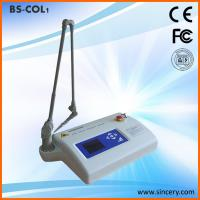 Buy cheap Protable Fractional Co2 Laser Treatment Machine For Skin Resurfacing / Wrinkles from wholesalers