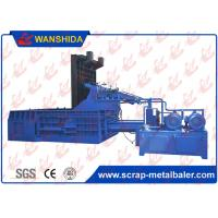 Recycling 250Ton Scrap Metal Baler , Metal Hydraulic Baler Press Machine