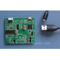 Buy cheap Smart Mifare Plus NFC RFID Reader Module Two SAM Solts Embed AES128 3DES Free SDK from wholesalers