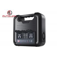 Buy cheap Hybrid AC Power Bank Solar Generator / Car Jump Start Battery 59400mah 220WH from wholesalers
