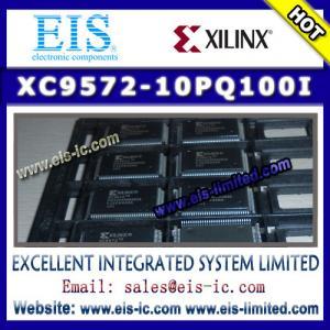 Buy cheap XC9572-10PQ100I - XILINX - IC CPLD 72MC 10NS 100PQFP product