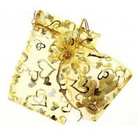 Buy cheap organza drawstring pouch gift bag from wholesalers