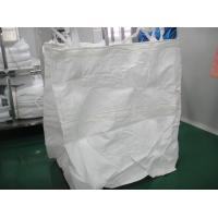 Buy cheap Reusable polypropylene fabric Pellets Big Bag for 1500kg cement packing from wholesalers