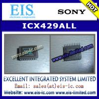 Buy cheap ICX429ALL - SONY - Diagonal 8mm (Type 1/2) CCD Image Sensor for CCIR B/W Video Cameras product