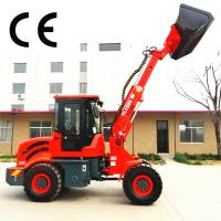 Buy cheap 1.5 Ton 1.3m~3 Front End Wheel Loader With CE , euro Engine TL1500 product