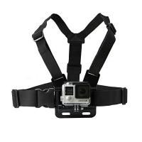 Buy cheap Adjustable Chest Mount Harness Belt for Gopro HD Hero 4 Hero 3+ Hero 3 Hero 2 Hero Camera from wholesalers