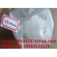 Buy cheap GW501516 99% Purity GW-501516 Cardarine CAS 317318-70-0 SARM For Fat Loss from wholesalers