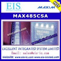 Buy cheap MAX485CSA - MAXIM - Low-Power, Slew-Rate-Limited RS-485/RS-422 Transceivers from wholesalers