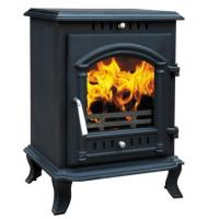 Buy cheap CE certificate approved cast iron wood stoves BH001 from wholesalers