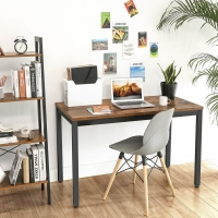 Buy cheap Industrial Design Writing Desk for Sale, Rustic Computer Desk, Large Home Office Desk, Desk Furniture, LWD64X from wholesalers