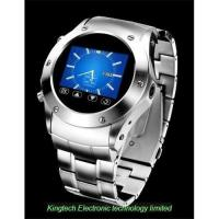 Buy cheap 1.3''Touch Screen 1.3mega Pixels Camera GSM Watch Phone W968 from wholesalers