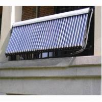 Buy cheap Solar KeyMark EN12975 SRCC CSA certificated solar energy Heat pipe solar collector from wholesalers
