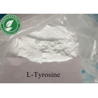 Buy cheap USP Standard Nutritional Supplements Raw Powde L-Tyrosine CAS 60-18-4 from wholesalers