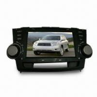 Buy cheap Car DVD with GPS Navigation Player and Steering Wheel Control Function from wholesalers