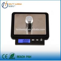 Buy cheap Mini Digital Jewelry Pocket Scale (2000g/0.1g)1000g x 0.05g Digital Scale 0.01 Gram Precision Scale Tray Scale from wholesalers