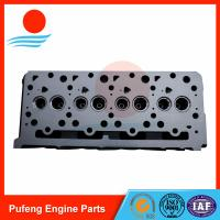 Buy cheap KUBOTA V2203 cylinder head 19077-03048 16429-03040 for WR460 KX155-5 KX161-3S S25A-Pivot Dump Crawler Carrier from wholesalers