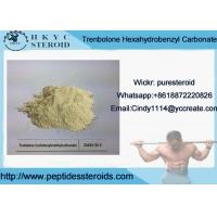 Buy cheap Bulking Raw Steroid Powders Parabolan Trenbolone Hexahydrobenzyl Carbonate from wholesalers
