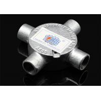 """Buy cheap 3/4""""or 1""""  Channel Inspection Elbow Tee Circular malleable iron Junction Box For Rigid Conduit from wholesalers"""