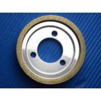 Buy cheap Metal bond Bowl Shaped Diamond Grinding Wheel for Glass edge machine from wholesalers
