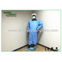 Buy cheap Ethylene Oxide Sterilization Disposable Surgical Gowns for Hospital Use from wholesalers