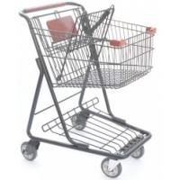 Buy cheap Personal Wire Grocery Store Mini Shopping Carts on wheels Shopping Carriage 700 Tailer from wholesalers