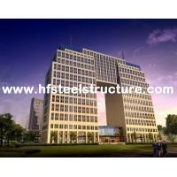 Buy cheap Multi-Storey Steel Building For Office Building For Exhibition Hall, Office Building from wholesalers