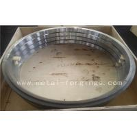 Buy cheap DIN 1.4301 Round Stainless Steel Forging Solution Heat treatment Rough Turned from wholesalers