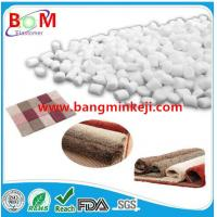 Buy cheap Carpet backing tpe tpr raw material, compound, pellets, granules for carpet, rug,mat backing/SEBS Based TPE TPR granules from wholesalers