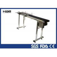 Ink Jet Coding Conveyor Industrial Conveyor Belts System For Pharmaceuticals