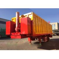 Buy cheap SINOTRUCK HOWO Dumper Tipper Semi Trailer Truck 25-45CBM With BV Certification from wholesalers