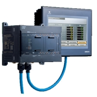 China Omron CP2E Programmable Logic Controllers CP2E-E14DR-A design to support data collection and communication on sale