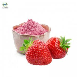 Buy cheap Vitamin C Strawberry Extract Freeze Dried Juice Powder product