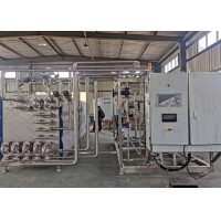 Buy cheap 135 Degree SUS316 Milk UHT Pasteurizer 20T/H Capacity from wholesalers
