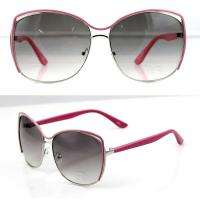 Buy cheap UV Protection Fashion Women Metal Frame Sunglasses with Polarized Lens product