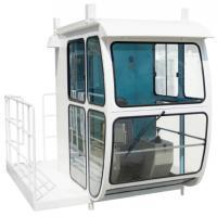 Buy cheap 1.1M Nante NTCHC Series Durable Overhead Crane Control Crane Cabin product