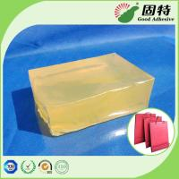 Buy cheap Strong Pressure Sensitive Adhesive Glue Synthetic Polymer Resin APAO Based  hot melt glue from wholesalers