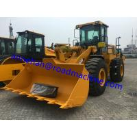 Buy cheap G-Series XCMG ZL50GN Compact Wheel Loader 5T 3m3 Bucket Capacity from wholesalers